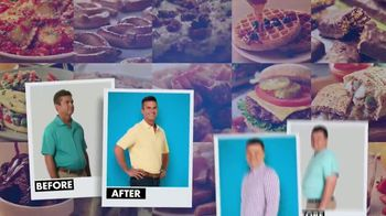 Nutrisystem for Men TV Spot, 'Living on Fast Food: Save 50% Off' - Thumbnail 2