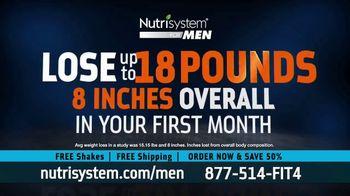 Nutrisystem for Men TV Spot, 'Living on Fast Food: Save 50% Off' - Thumbnail 4