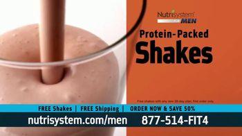 Nutrisystem for Men TV Spot, 'Living on Fast Food: Save 50% Off' - Thumbnail 6
