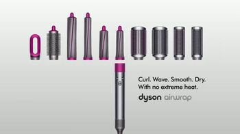 Dyson Airwrap Styler TV Spot, 'With Barrels To Curl Hair' - Thumbnail 10