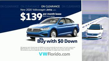 Volkswagen Model-Year Clearance TV Spot, 'Chance to Save' [T2] - Thumbnail 7