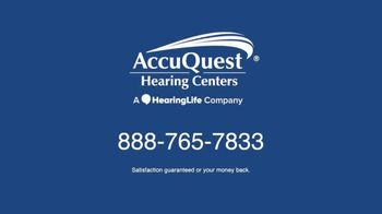 AccuQuest Hearing Centers TV Spot, '30 Day Challenge: 100% Digital' - Thumbnail 10