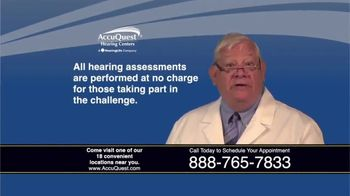 AccuQuest Hearing Centers TV Spot, '30 Day Challenge: 100% Digital' - Thumbnail 9