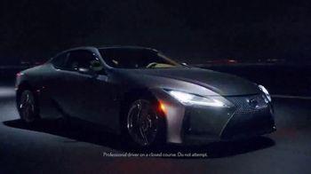 Lexus TV Spot, 'Current' [T2] - Thumbnail 4