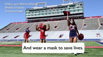 Pac-12 Conference TV Spot, 'Wear a Mask' - Thumbnail 6