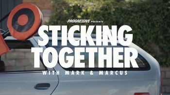 Progressive TV Spot, 'Sticking Together: Parking' - 49 commercial airings