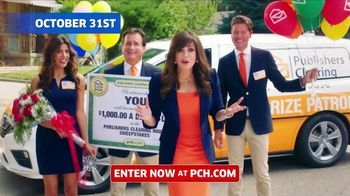 Publishers Clearing House TV Spot, 'Real Winners: $1,000 a Day for Life' Featuring Marie Osmond - 4 commercial airings