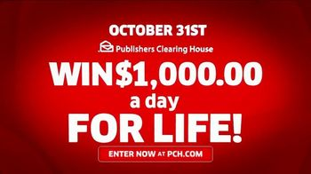 Publishers Clearing House TV Spot, 'Real Winners: $1,000 a Day for Life' Featuring Marie Osmond - Thumbnail 8