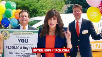 Publishers Clearing House TV Spot, 'Real Winners: $1,000 a Day for Life' Featuring Marie Osmond - Thumbnail 2
