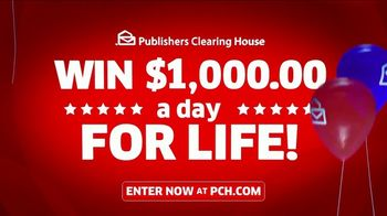 Publishers Clearing House TV Spot, 'Real Winners: $1,000 a Day for Life' Featuring Marie Osmond - Thumbnail 4