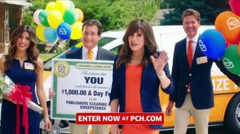 Publishers Clearing House TV Spot, 'Real Winners: $1,000 a Day for Life' Featuring Marie Osmond - Thumbnail 7