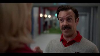Apple TV+ TV Spot, 'Ted Lasso'