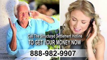 The Structured Settlement Hotline TV Spot, 'Your Money'