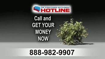 The Structured Settlement Hotline TV Spot, 'Your Money' - Thumbnail 5