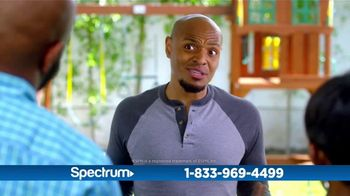 Spectrum TV Spot, 'Welcome Back Party' Featuring KevOnStage, Tony Baker - 43 commercial airings