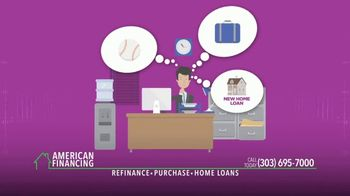 American Financing TV Spot, 'Digital Mortgage: A Simpler Application Process'