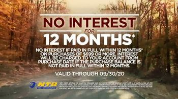 National Tire & Battery TV Spot, 'Fall: Buy Three, Get One Free'