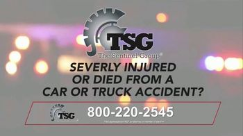 The Sentinel Group TV Spot, 'Auto Accidents: Leading Cause of Death'