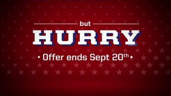 Big O Tires Labor Day Sales Event TV Spot, 'Buy Three, Get One Free, Plus Oil Change Deal' - Thumbnail 5