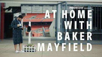 Progressive TV Spot, 'Baker Mayfield Joins Book Club' - Thumbnail 1