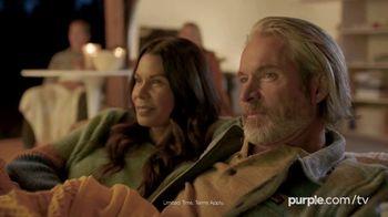 Purple Mattress Fall Sale TV Spot, 'Fall Asleep Comfy: Free Sheets and a Plush Pillow' - Thumbnail 9