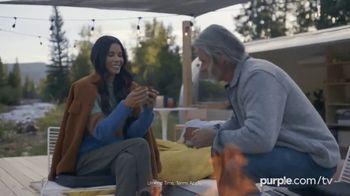 Purple Mattress Fall Sale TV Spot, 'Fall Asleep Comfy: Free Sheets and a Plush Pillow' - Thumbnail 5