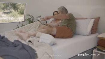 Purple Mattress Fall Sale TV Spot, 'Fall Asleep Comfy: Free Sheets and a Plush Pillow' - Thumbnail 7