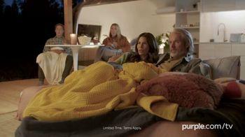 Purple Mattress Fall Sale TV Spot, 'Fall Asleep Comfy: Free Sheets and a Plush Pillow' - Thumbnail 8
