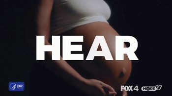 Centers for Disease Control and Prevention TV Spot, 'Hear Her'