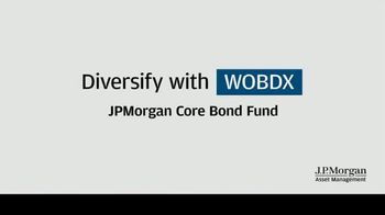 JPMorgan Core Bond Fund TV Spot, 'Diversify with WOBDX' - Thumbnail 8