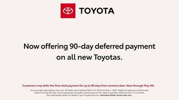 Toyota TV Spot, 'Here to Help: Changing Quickly' [T2] - Thumbnail 5