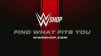 WWE Shop TV Spot, 'Energize Your Style: $12 Tees' Song by Easy McCoy - Thumbnail 6