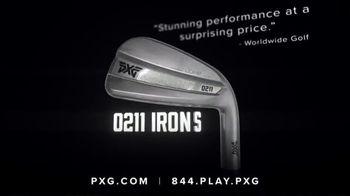 Parsons Xtreme Golf (PXG) TV Spot, 'Secret' Featuring Pat Perez, Lydia Ko - 178 commercial airings