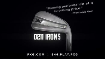 Parsons Xtreme Golf (PXG) TV Spot, 'Secret' Featuring Pat Perez, Lydia Ko - Thumbnail 4