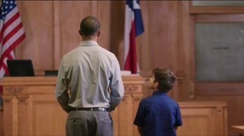 National Court Appointed Special Advocate Association TV Spot, 'The Hardest Part' - Thumbnail 3