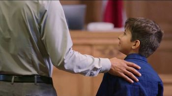 National Court Appointed Special Advocate Association TV Spot, 'The Hardest Part' - Thumbnail 4