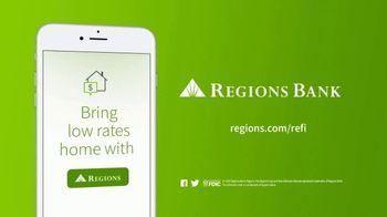 Regions Bank TV Spot, 'Refi Solutions' - Thumbnail 9