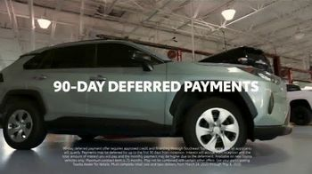 Toyota TV Spot, 'Here to Help: On the Road' [T1] - Thumbnail 6
