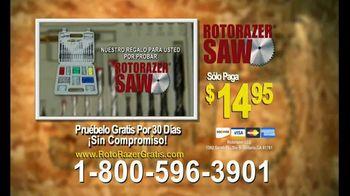 Rotorazer TV Spot, 'Sin compromiso' [Spanish] - Thumbnail 7