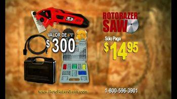 Rotorazer TV Spot, 'Sin compromiso' [Spanish] - Thumbnail 5