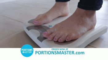 Portions Master Adjustable Plate TV Spot, 'Right Amounts' - Thumbnail 5