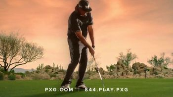 Parsons Xtreme Golf TV Spot, 'Happy! Happy!' Featuring Pat Perez - Thumbnail 9