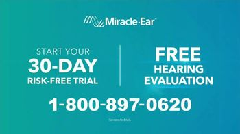 Miracle-Ear TV Spot, 'Nearly Invisible: Risk-Free Trial' - Thumbnail 6