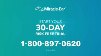 Miracle-Ear TV Spot, 'Nearly Invisible: Risk-Free Trial' - Thumbnail 5