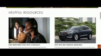 Buick & GMC TV Spot, 'We're Here to Help' Song by Our Many Stars [T2] - Thumbnail 8