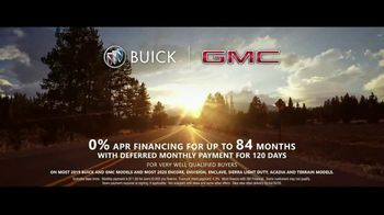 Buick & GMC TV Spot, 'We're Here to Help' Song by Our Many Stars [T2] - Thumbnail 6