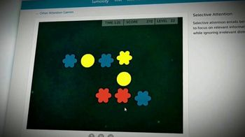 Lumosity TV Spot, 'Star Search' - Thumbnail 6