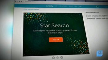 Lumosity TV Spot, 'Star Search' - Thumbnail 2