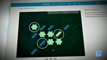 Lumosity TV Spot, 'Star Search' - Thumbnail 4