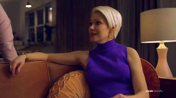 Purple Mattress Spring Sale TV Spot, 'This Feels Amazing' - Thumbnail 1